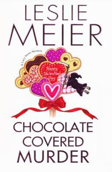 Hardcover Chocolate Covered Murder Book