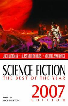 Science Fiction: The Best of the Year, 2007 Edition 0809562979 Book Cover