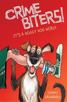 It's a Doggy Dog World 0545783976 Book Cover