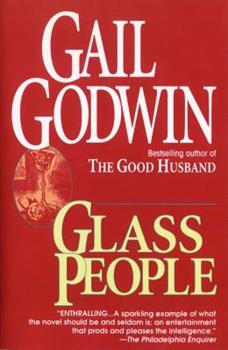 Glass People 0345389905 Book Cover