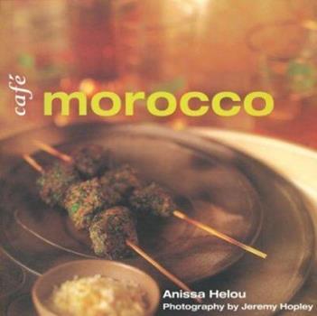 Cafe Morocco 0809226677 Book Cover