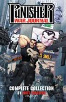 Punisher War Journal by Matt Fraction: The Complete Collection Vol. 1 - Book  of the Punisher War Journal 2006 Collected Editions