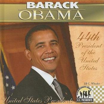 Barack Obama - Book #44 of the United States Presidents