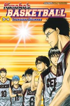 Kuroko's Basketball (2-in-1 Edition), Vol. 2: Includes Vols. 3  4 - Book #2 of the Kuroko's Basketball Omnibus