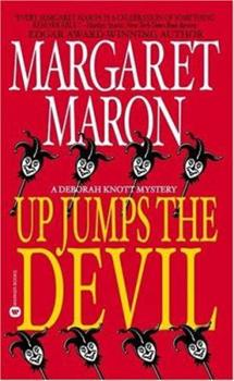 Up Jumps the Devil 0446604062 Book Cover