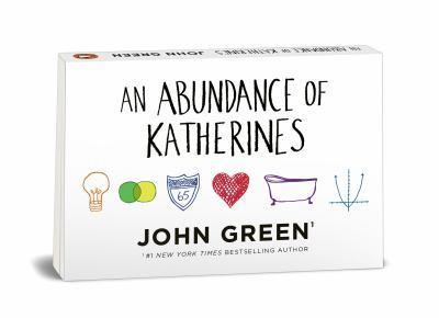 Paperback An Abundance of Katherines Book