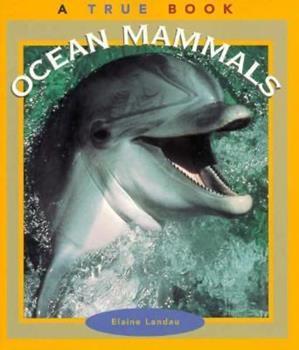 Paperback Ocean Mammals (True Book) Book
