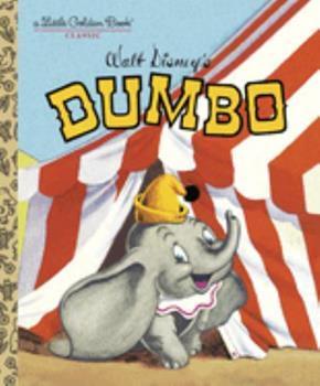 Dumbo (Little Golden Book) - Book  of the Little Golden Books