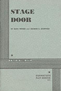 Stage Door. 082221069X Book Cover