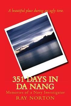 Paperback 351 Days in Da Nang Book
