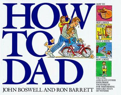 How to Dad 0440503027 Book Cover