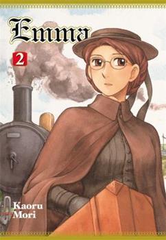 Emma, Vol. 2                (Emma (5 books edition) #2) - Book #2 of the Emma 5 books edition