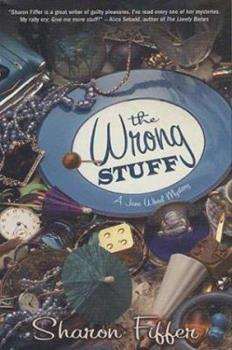Hardcover The Wrong Stuff Book
