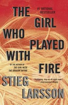 Paperback The Girl Who Played with Fire Book