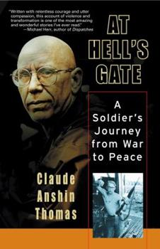 Hardcover At Hell's Gate: A Soldier's Journey Book