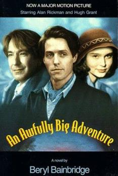 An Awfully Big Adventure 0881849618 Book Cover