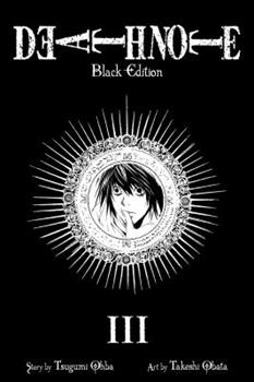 Death Note: Black Edition, Vol. 3 - Book  of the Death Note