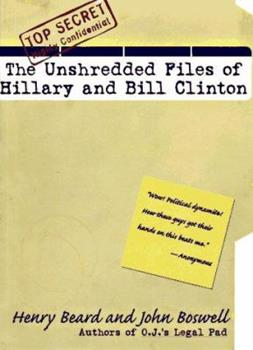 Unshredded Files of Hillary Clinton 055306763X Book Cover
