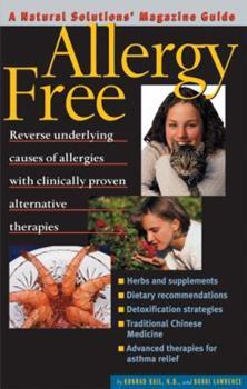 Allergy Free : An Alternative Medicine Definitive Guide 188729936X Book Cover