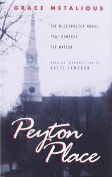 Paperback Peyton Place Book