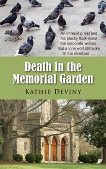 Death in the Memorial Garden - Book #1 of the Grace Church Mystery