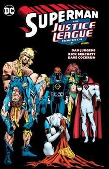 Paperback Superman and Justice League America Vol. 2 Book
