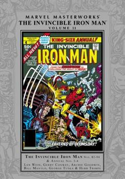 Marvel Masterworks: The Invincible Iron Man, Vol. 11 - Book #266 of the Marvel Masterworks
