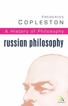 A History of Philosophy 10: Russian Philosophy 0826469043 Book Cover