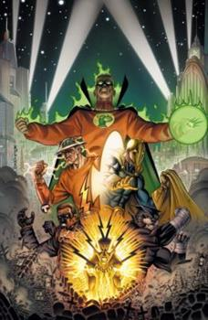 Justice Society of America, Volume 8: Super Town - Book  of the Complete Justice Society