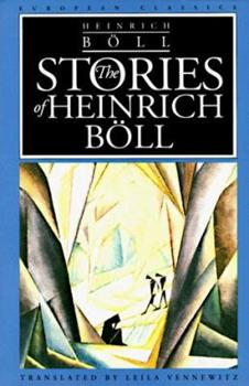 The Stories of Heinrich Böll 0070064229 Book Cover