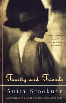 Family and Friends 0679781641 Book Cover