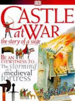Castle at War (Discoveries) 0751358029 Book Cover