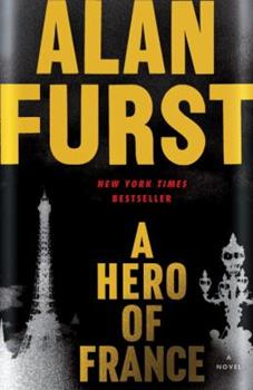 A Hero of France 0812986466 Book Cover