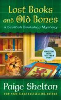 Lost Books and Old Bones 1250127793 Book Cover