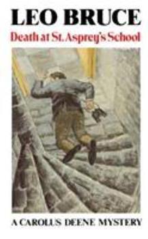 Death at St. Asprey's School 0897330943 Book Cover