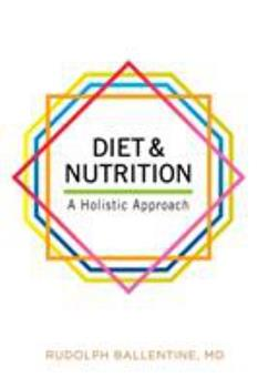 Paperback Diet and Nutrition: A Holistic Approach Book
