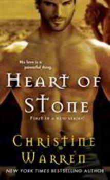 Heart of Stone 1250012651 Book Cover