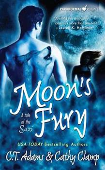 Moon's Fury (A Tale of the Sazi, Book 5) 0765356643 Book Cover