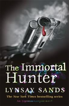 The Immortal Hunter - Book #11 of the Argeneau