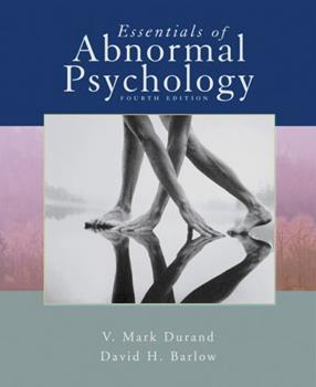Paperback Essentials of Abnormal Psychology Book