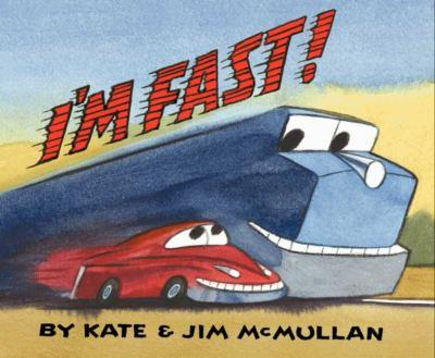 I'm Fast - Book  of the I'm ...!  -  Machines at Work