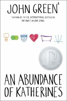 An Abundance of Katherines 0525476881 Book Cover