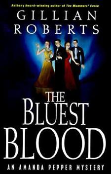 Hardcover The Bluest Blood Book