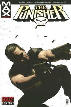 The Punisher MAX, Vol. 3 - Book  of the Punisher