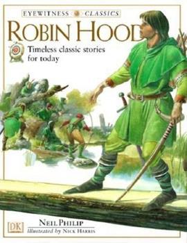 Robin Hood 0789454629 Book Cover