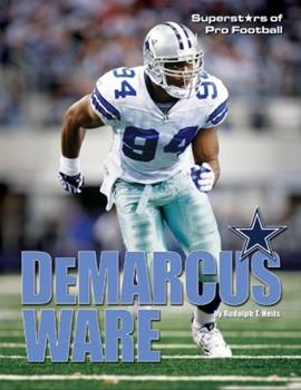 Demarcus Ware - Book  of the Superstars of Professional Football