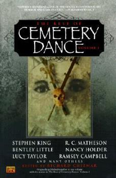 The Best of Cemetery Dance, Volume 1 0451458044 Book Cover