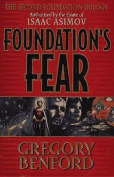 Foundation's Fear - Book #12.1 of the Foundation Universe