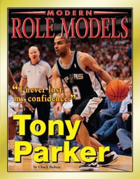 Tony Parker - Book  of the Role Model Athletes