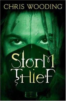 Storm Thief 0439865131 Book Cover
